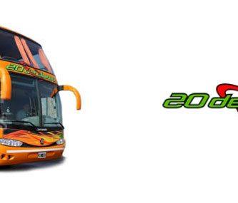 Transportes Automotores 20 de Junio en Argentina